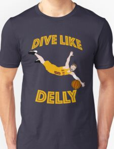 Dive Like Delly T-Shirt