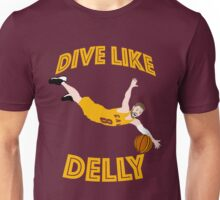 Dive Like Delly Unisex T-Shirt