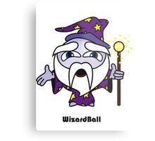 Wizard Ball Metal Print