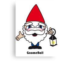 Gnome Ball Canvas Print