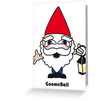 Gnome Ball Greeting Card