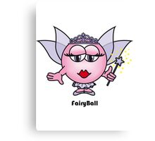 Fairy Ball Canvas Print