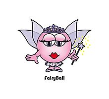 Fairy Ball Photographic Print
