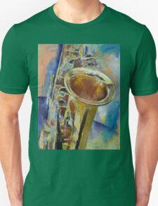 Saxophone Unisex T-Shirt
