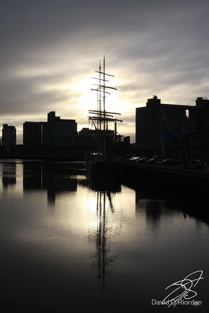 Cork Harbour by David O'Riordan