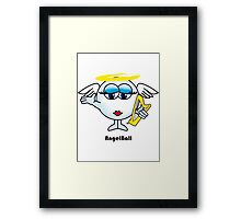Angel Ball Framed Print