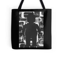 Retro Minifig Art  Tote Bag