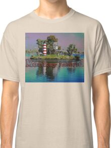 Monkey Island, Homosassa, Florida Classic T-Shirt
