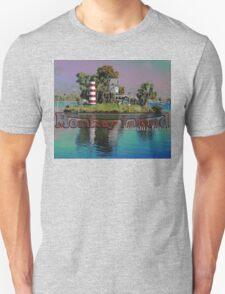 Monkey Island, Homosassa, Florida T-Shirt