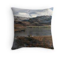 Killarney, Co. Kerry Throw Pillow