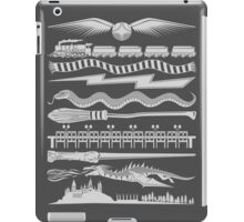 Wizard Whimsy iPad Case/Skin