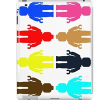 8 x Minifig Stickers  iPad Case/Skin