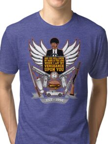 Pulp Heraldry Tri-blend T-Shirt