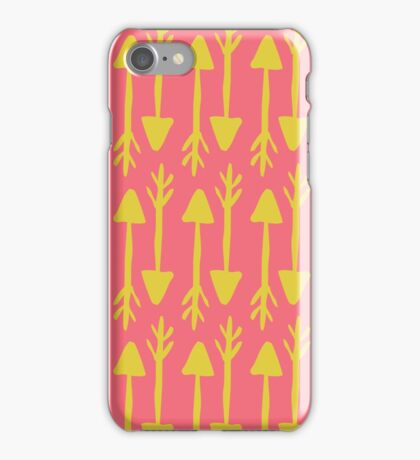 Neon Arrows iPhone Case/Skin