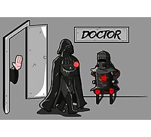 Doctor Sith Photographic Print