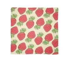 Strawberry Pattern Scarf
