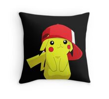 Cute Pikachu Throw Pillow
