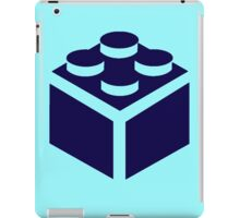 2 X 2 BRICK iPad Case/Skin