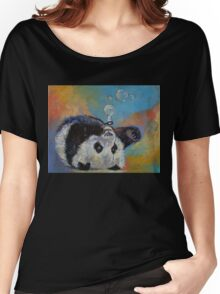 Blowing Bubbles Women's Relaxed Fit T-Shirt