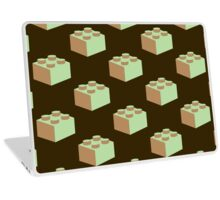 2 X 2 BRICK Laptop Skin