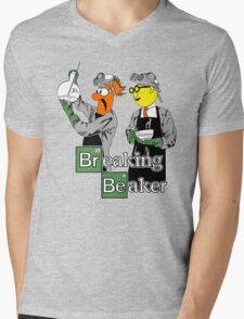 Breaking Beaker Mens V-Neck T-Shirt