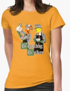 Breaking Beaker Womens T-Shirt