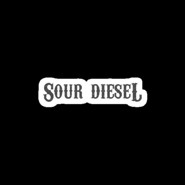 Sour Diesel by Dank Franks