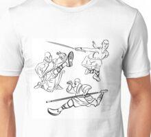 Shaolin Monks Unisex T-Shirt
