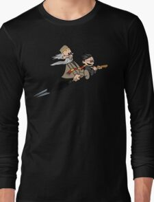 Master and Wizard Long Sleeve T-Shirt
