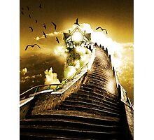 Stairway Photographic Print