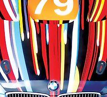BMW M GT2 Art Car by arialite