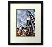Trump International Hotel Framed Print