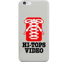 Hi-Tops Video iPhone Case/Skin