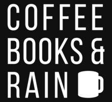 Coffee Books & Rain Kids Clothes