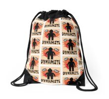 Dynamite Minifigure Drawstring Bag