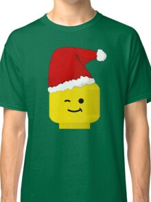 Santa Minifig by Customize My Minifig Classic T-Shirt