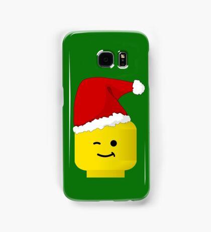 Santa Minifig by Customize My Minifig Samsung Galaxy Case/Skin