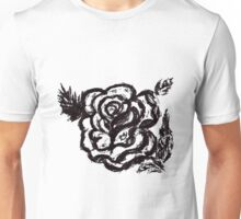 Rose Sketch  Unisex T-Shirt