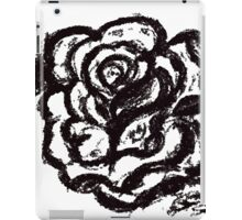 Rose Sketch  iPad Case/Skin