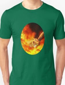 Flaming Charizard T-Shirt
