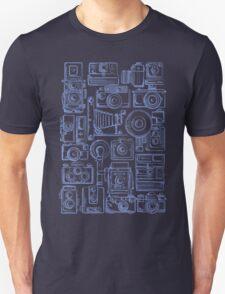 Paparazzi Blue T-Shirt