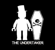 """THE UNDERTAKER""  by Customize My Minifig"