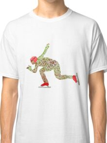 Speed skating Classic T-Shirt