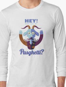 Pasghetti Long Sleeve T-Shirt