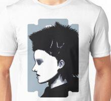 Lisbeth Salander Razor Blade Unisex T-Shirt