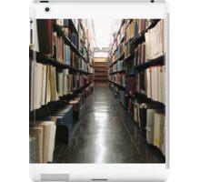 Alderman Library Stacks - UVA  ^ iPad Case/Skin