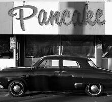 Studebaker Champion at the Pancake Circus by Jason Michaels