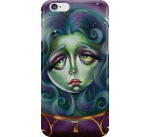 Madame Leota - Haunted Mansion Fan Art iPhone Case/Skin