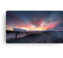 Your Seat Awaits - Holyrood Canvas Print