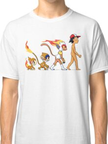 the real evolution Classic T-Shirt